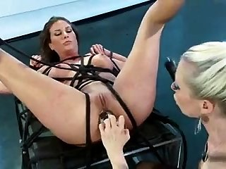 Asian milf BDSM anal fisting added to bukkake