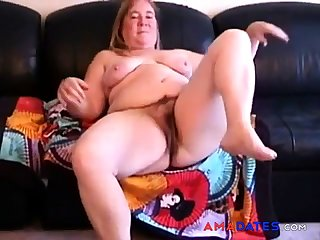 Mature Hairy Granny
