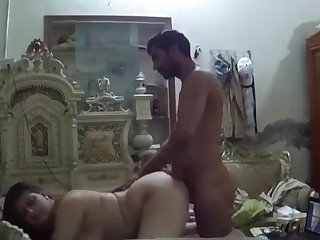 Indian Juicy ass wife fucked doggy style