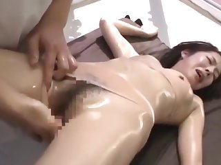 Japanese girl in Fantastic JAV blear uncut