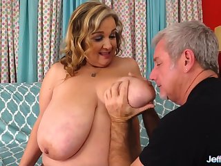 Mature Plumper Cami Cooper Gets Pounded