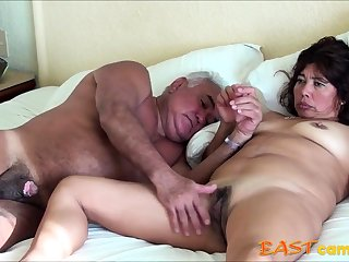 ASIAN WIFE SUCK DADDY Load of shit