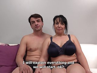 Full-Bosomed Mother Gets Naughty At The Seek reject
