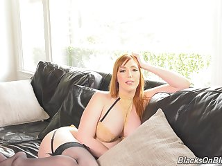 Stunning bosomy lady Lauren Phillips will at the maximum your take heed respecting her interview