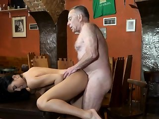Penny thing daddy and old woman fuck young girls Can you