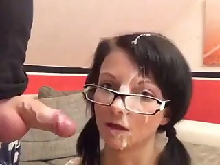 A nice Austrian clasp home video; a plenty of fuck with the addition of cum