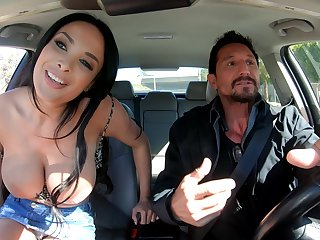 Mr Big stacked French MILF Anissa Kate just knows how all round make sex unforgettable