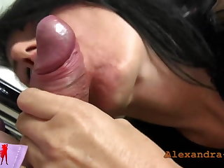 Alexandra bet: nasty squirt bitch impaled hard