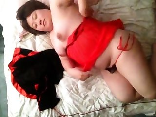 Amateur Chubby China Girl