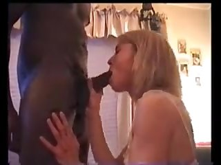 Hot mature spliced sucking bbc increased by hubby watch