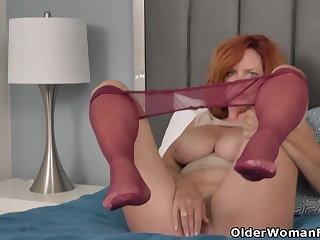 An experienced woman means fun part 397
