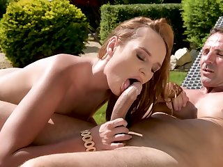Kaisa Nord and David Perry - Hard Lovemaking Beyond All Fours In the Shared