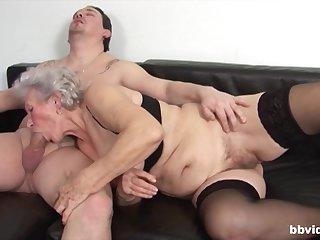 Yawning chasm granny porn compilation with the wildest bitches