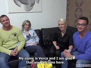 Czech Wife Revolution 7 - full movie
